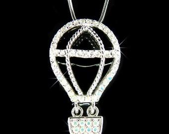 Hot Air Balloon Jewelry Etsy