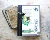 Vintage Potions and Spells Gift Journal