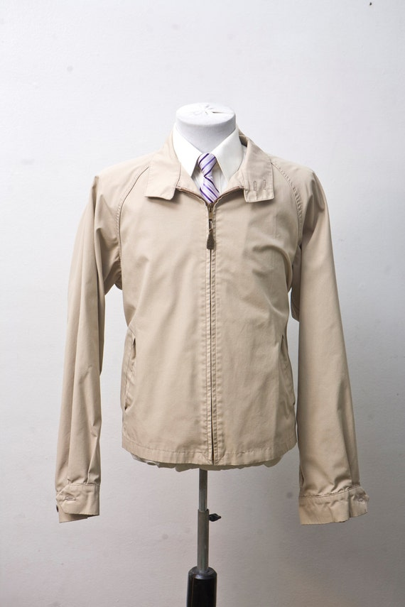 Men's Size 42 Vintage London Fog Spring Jacket