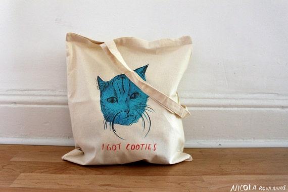 Bad kat bag