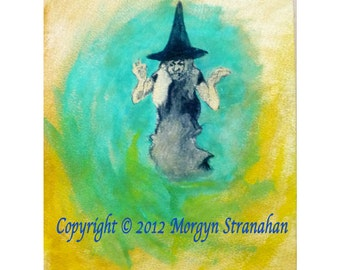 Casting the Spell - Monotype