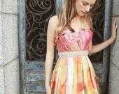 SALE --was 325-- The Ireland Dress  --ready to wear--