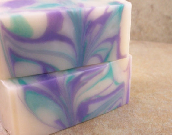 Jubilee - Handmade Soap - Green Apple and French Lavender