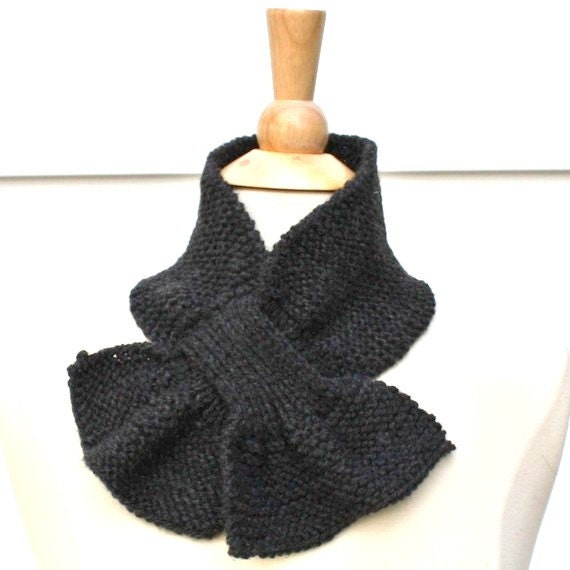 Knitted Keyhole Scarf Pattern Car Interior Design