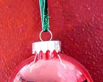 Streetcar Ornament New Orleans Christmas Nola