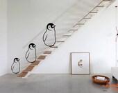 Cute Penguin Decals