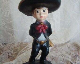 Vintage Folklorico Mexican Pop Art/Vintage Mariachi/Panchovilla/Pepito/Mijo Mariachi/Cinco de Mayo/Revolution Mexico/Folklorico Dancer/Viva