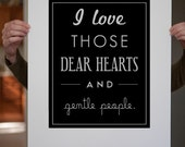 11x14 inch MADE TO ORDER Your Favorite Quote Graphic Giclee Print -   inches - Free Customization