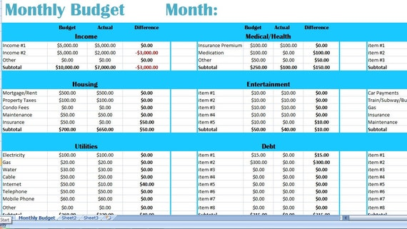 money management template excel iwantings article media sports