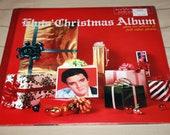 Unopened Elvis Christmas Album RCA Victor 1957