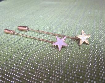1950's Stick Pins (2) Vintage