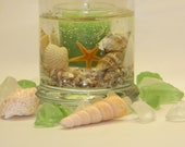 GEL CANDLE - A Day at the Beach......A True Everlasting Candle