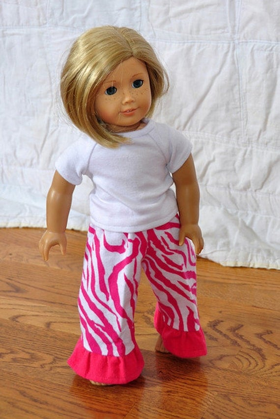 American Girl Doll Pants. Add on to your order.