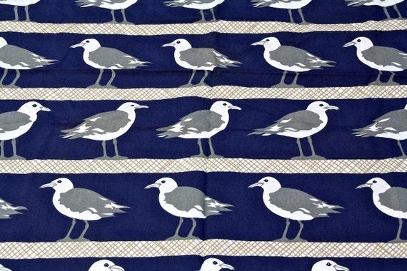 Bridlington - Seagulls fabric - pennydog - Spoonflower