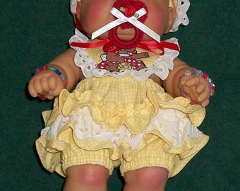 Adorable Crawling Baby Doll