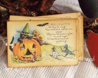 It's Halloween.... And a Poem Too... Pumpkin, Black Cat, Poetry, Fun