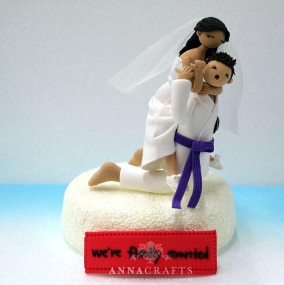 Brazilian Wedding Cake Topper