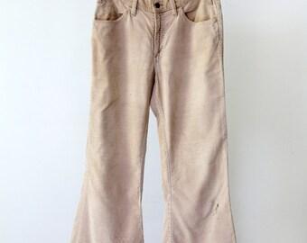 1980s Levi's corduroy pants, waist 32