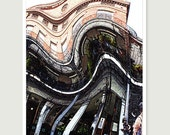 New Orleans photography, NOLA art, Twisted Series:  Bon Temps,  8x10 print, New Orleans, Louisiana