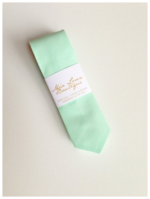 Men's Skinny Tie / Skinny Neck Tie / Wedding Ties / Mint, Seafoam, Peach, Grey, Mustard, Plum, 243 Colors