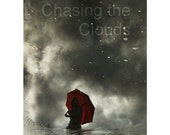 Into the Storm 11x14 Dark Stormy Modern Contemporary Print by Karen Clarke Photography