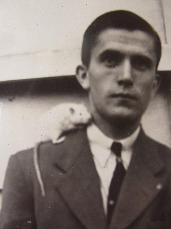 The Rodent whisperer