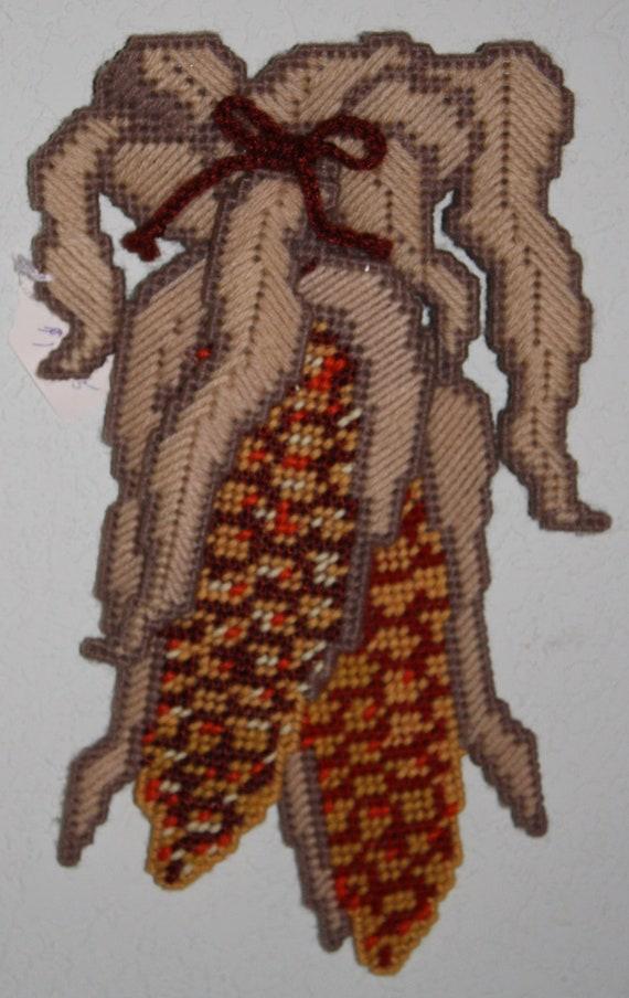 1732 Indian Corn Hanging
