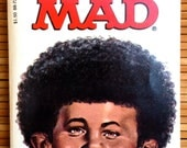 MAD Magazine - The Token MAD - PaperBack Book  - 1973 First Printing