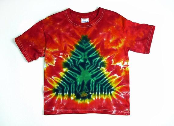 tie dye christmas tree - photo #20