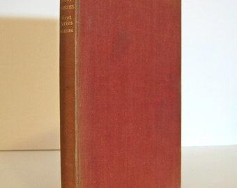 Hermann Hesse, Das Nachtpfauenauge in Modern German Short Stories, Text in Black Letter Deutsche, Oxford University Press 1935