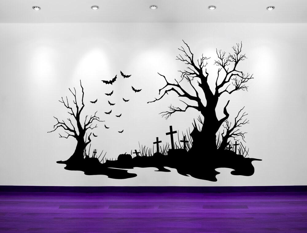 zoom - Halloween Wall Decoration