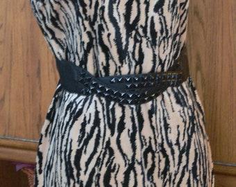 jane one shoulder dress size large