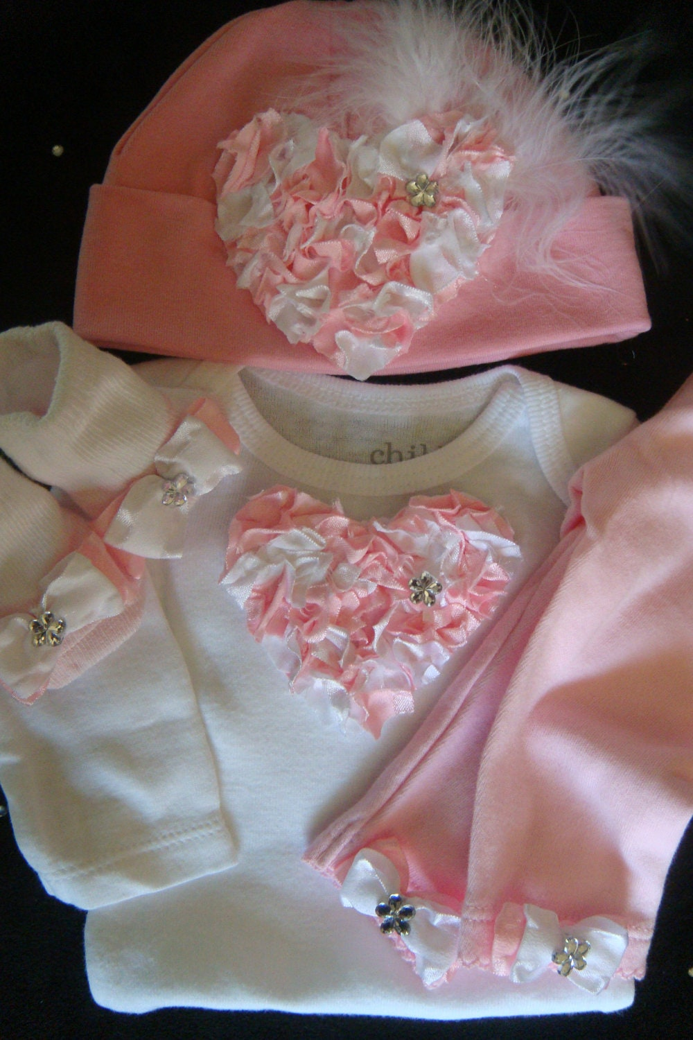 These take home outfits for baby girl make great baby shower gifts. Adorable smocked day gowns with lace trim and embroidery are perfect for taking baby girl home from the hospital. Shop online for newborn baby clothes and a great selection of infant girls dresses for .