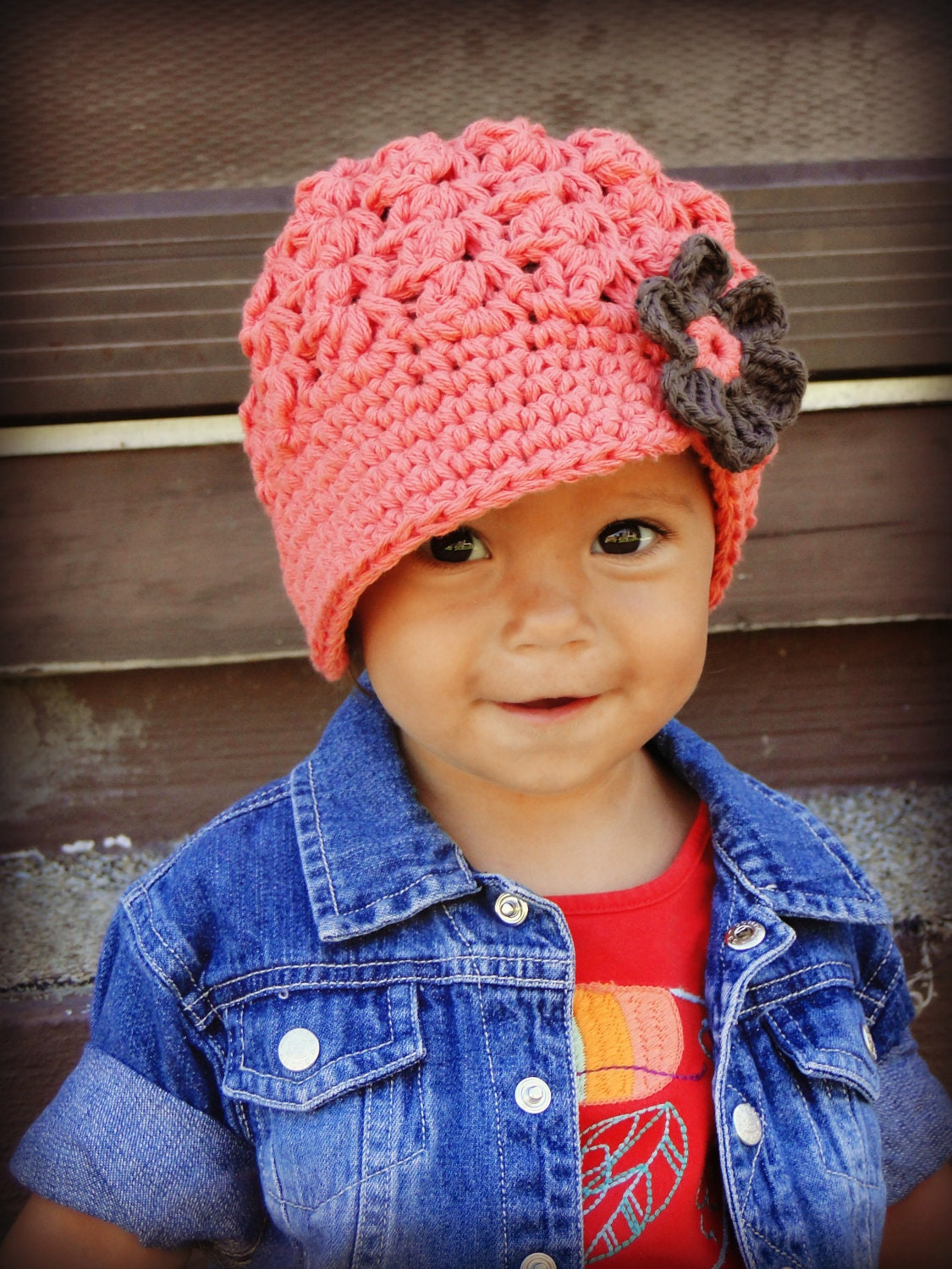 Crochet Baby Hat kids hat crochet newsboy hat hat for