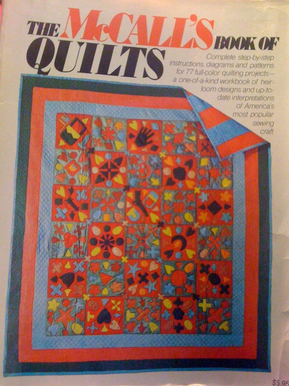 The McCalls Book of Quilts