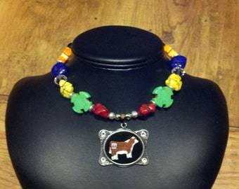Child Size Custom Made Necklace- Your Breed-Your Brand