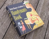 1950s Vintage Better Homes and Gardens Handyman's Book