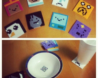 Adventure Time coaster set