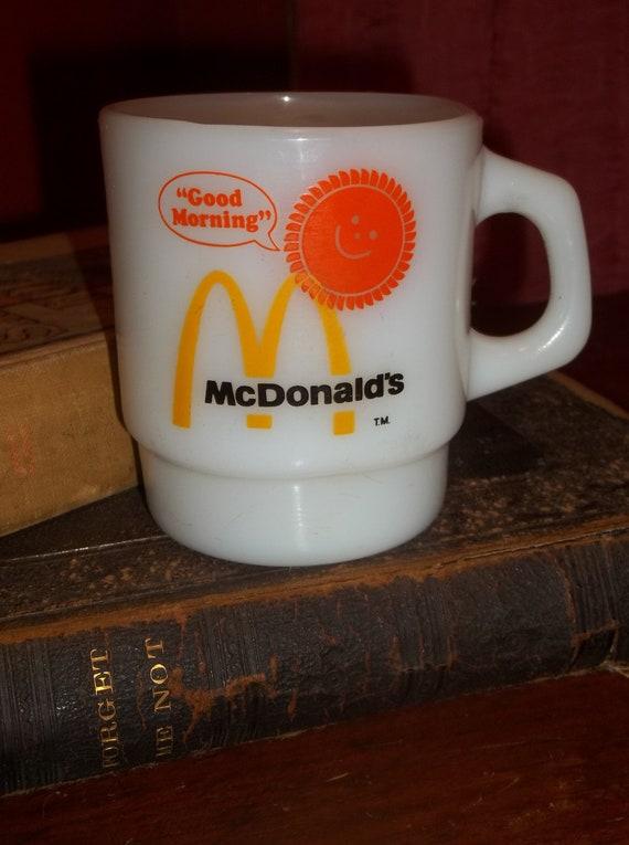 Image Result For Vintage Mcdonalds Coffee Mugs