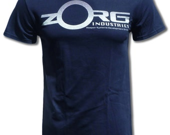 Zorg Industries T Shirt - Graphic Tees For Men, Women & Children