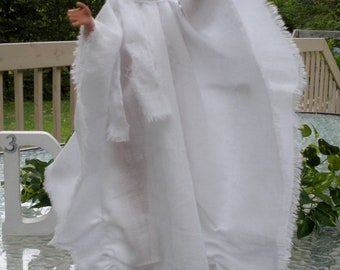 Halloween Ghost Costume for Fashion Dolls