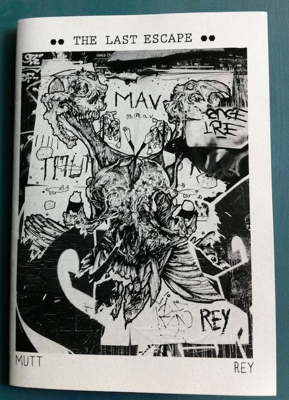 The Last Escape - MMav First (limited) Fanzine.