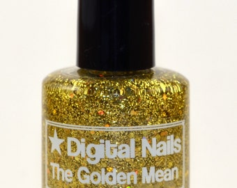 The Golden Mean: a Digital Nails nail lacquer inspired by the Divine Ratio