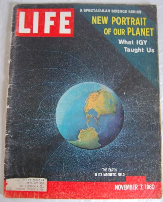 Life Magazine Spectacular Science Series 1960