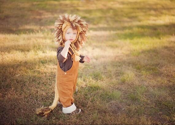 Lion tail costume - photo#8