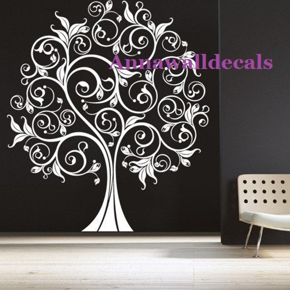 Bold Design Wall Decals : Lucky tree decal wall decals vinyl by