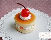 Cherry Pancake Charm