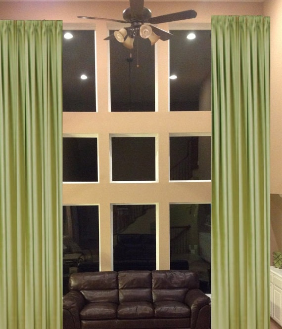 store wide sale from small window curtains to 2 story drapes