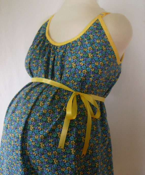 Maternity Hospital Gown, delivery nursing gown