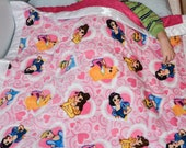 Personalized TODDLER BED Weighted Blanket with Satin Binding, Reserved Listing for Regnig24